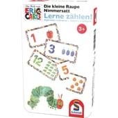 Schmidt Spiele Die Kleine Raupe Nimmersatt, Lerne zählen!
