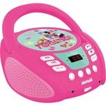 LEXIBOOK Minnie CD-Player neues Design