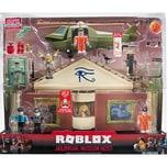 Jazwares ROBLOX - Deluxe Spielset: Museumsraub
