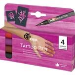 C. KREUL Hobby Line Tattoo Pen 4er-Set