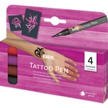 C. KREUL Hobby Line Tattoo Pen 4er-Set