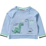 S.Oliver Baby Sweatshirt mit Dino-Motiv für Jungen
