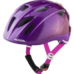 Alpina Fahrradhelm XIMO FLASH berry gloss 45-49