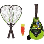 Speedbadminton Set S5500 grün
