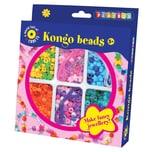 Playbox Kongo-Perlen, 400 Stück & Zubehör