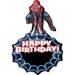 Amscan Folienballon SuperShape Spider-Man