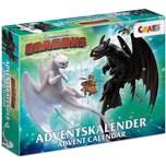 CRAZE Adventskalender Dragons 41 x 325 x 62cm