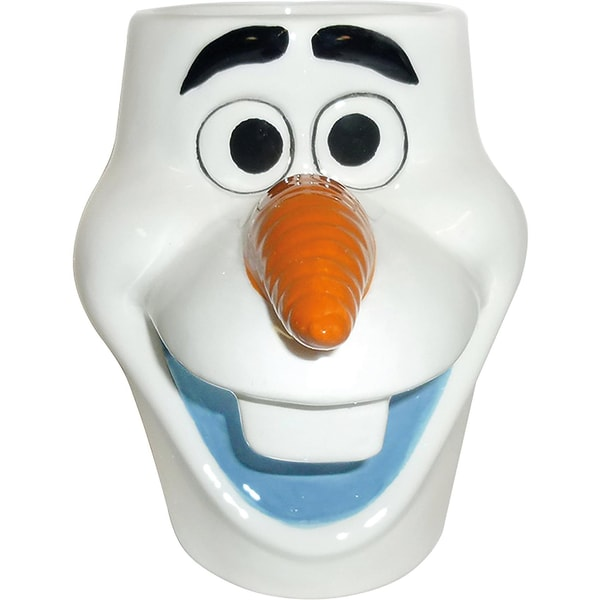 Joy Toy Disney Frozen Olaf 3D Keramiktasse