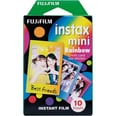FUJIFILM Instax Sofortbild-Film Mini Rainbox