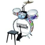 Bontempi Schlagzeug mit Elektronikmodul