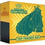 Amigo Pokémon Schwert Schild 02 Top-Trainer Box DE MBE4