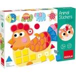 Goula Schaumstoff-Sticker Tiere