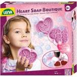 LENA Heart Soap Boutique Kreativset Seifengießen