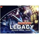 Asmodee Pandemic Legacy Blau Spiel