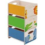 Haba Aufbewahrungsboxen Zoo 3er Set