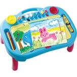 Playgo Draw Carry Desk 31 Pcs