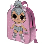 Kinderrucksack 2D L.O.L. Kitty Queen