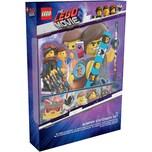 Sambro LEGO Movie Schreibtischset 9-Tlg.