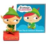 Tonies 5 Lieblings-Klassiker Peter Pan und weitere Klassiker