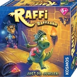 Kosmos Raffi Raffzahn - Magisch magnetisches Memo-Spiel