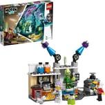 LEGO 70418 Hidden Side: J.B.´s Geisterlabor