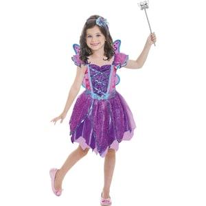 Amscan Kostüm Fee Hot Pink Fairy