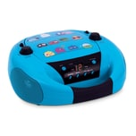 bigben CD-Player mit Radio CD52 Birds