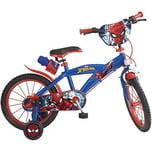 Toimsa Bikes Spider-Man Kinderfahrrad 16 Zoll