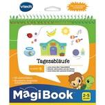Vtech MagiBook Lernbuch Lernstufe 1 Tagesabläufe