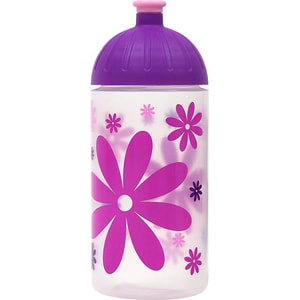 Isybe Trinkflasche Blumen 500 Ml