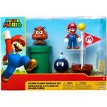 Jakks Pacific Nintendo Super Mario Multipack Spielse 6cm