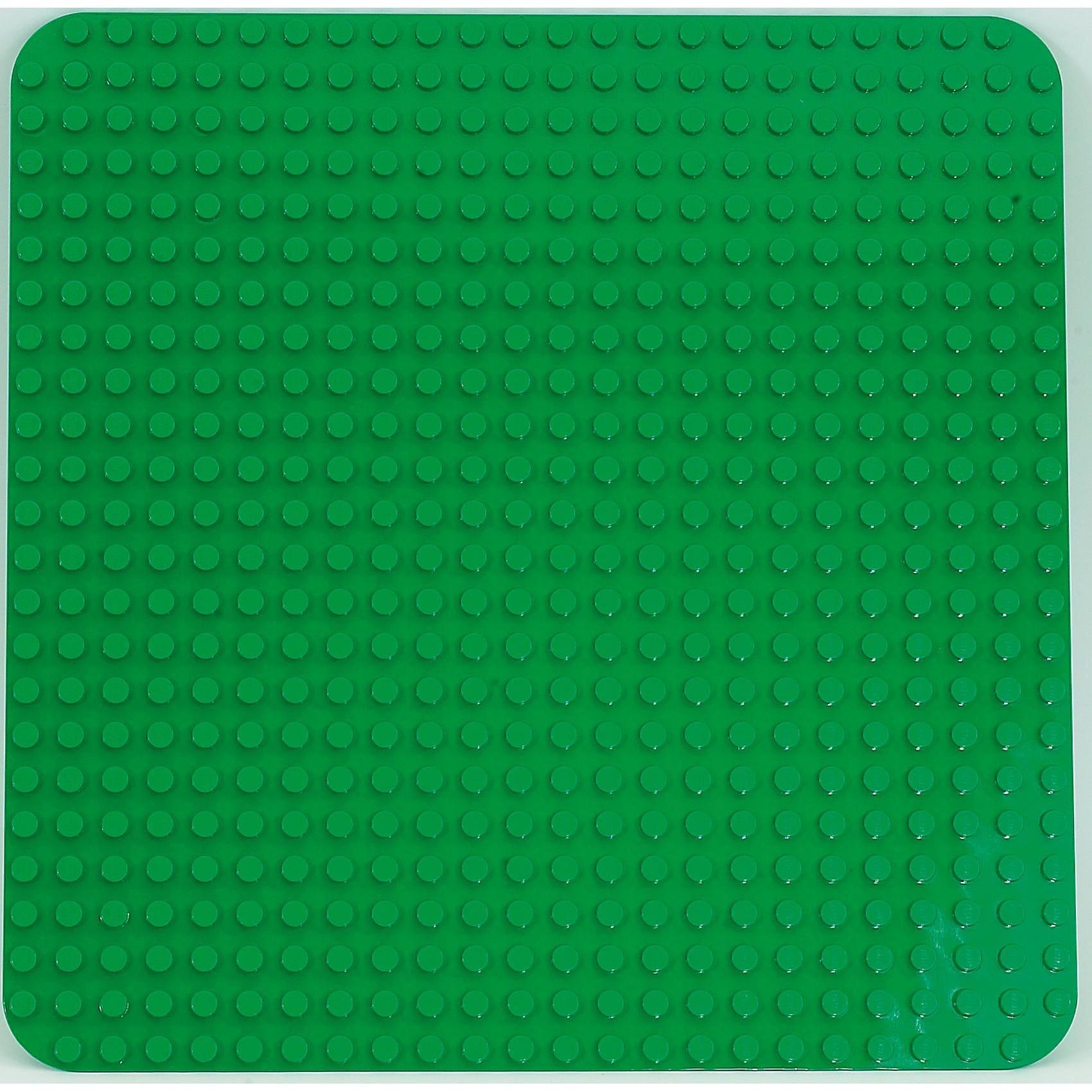 Lego Duplo 2304 Große Bauplatte grün 1-teilig