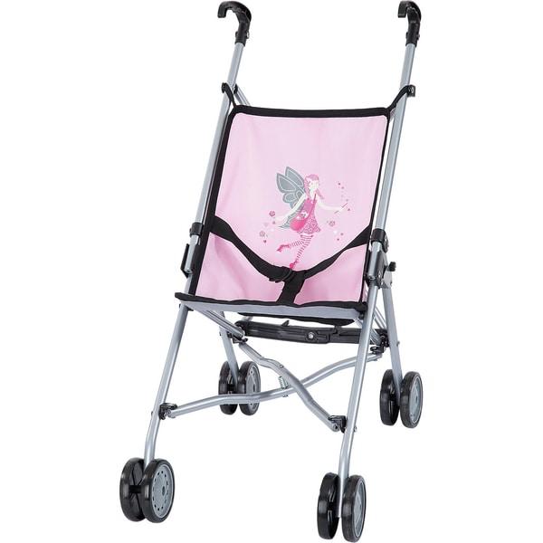 Bayer Puppenwagen Buggy pink