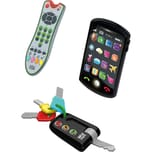 3er Set: Schlüssel Fernbedienung Smartphone