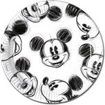 Procos Pappteller Mickey Faces 23 cm 25 Stück