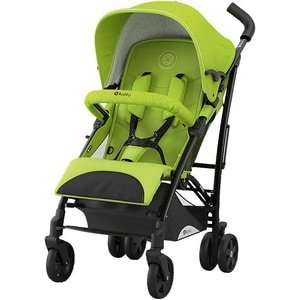 Kiddy Buggy Evocity 1 lime green 2018