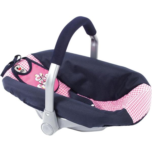 CHIC 2000 Puppenzubehör Autositz rosa