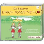CD Das Beste von Erich Kästner 3 CDs