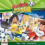 CD Teufelskicker 72 Freundschaftsspiel