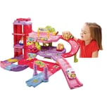 Vtech Tut Tut Baby Flitzer - Spielset Parkgarage pink