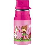 Alfi Trinkflasche elementBottle Farm rosa 400 ml