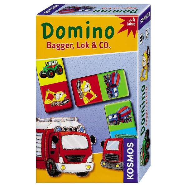 Kosmos Domino Bagger Lok Co.