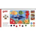 goki Farbwürfelspiel Kinderspiel