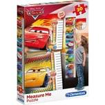 Clementoni Messlatten Puzzle 30 Teile Cars
