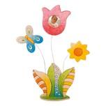 Goki Holzbilderrahmen Blume zum Gestalten