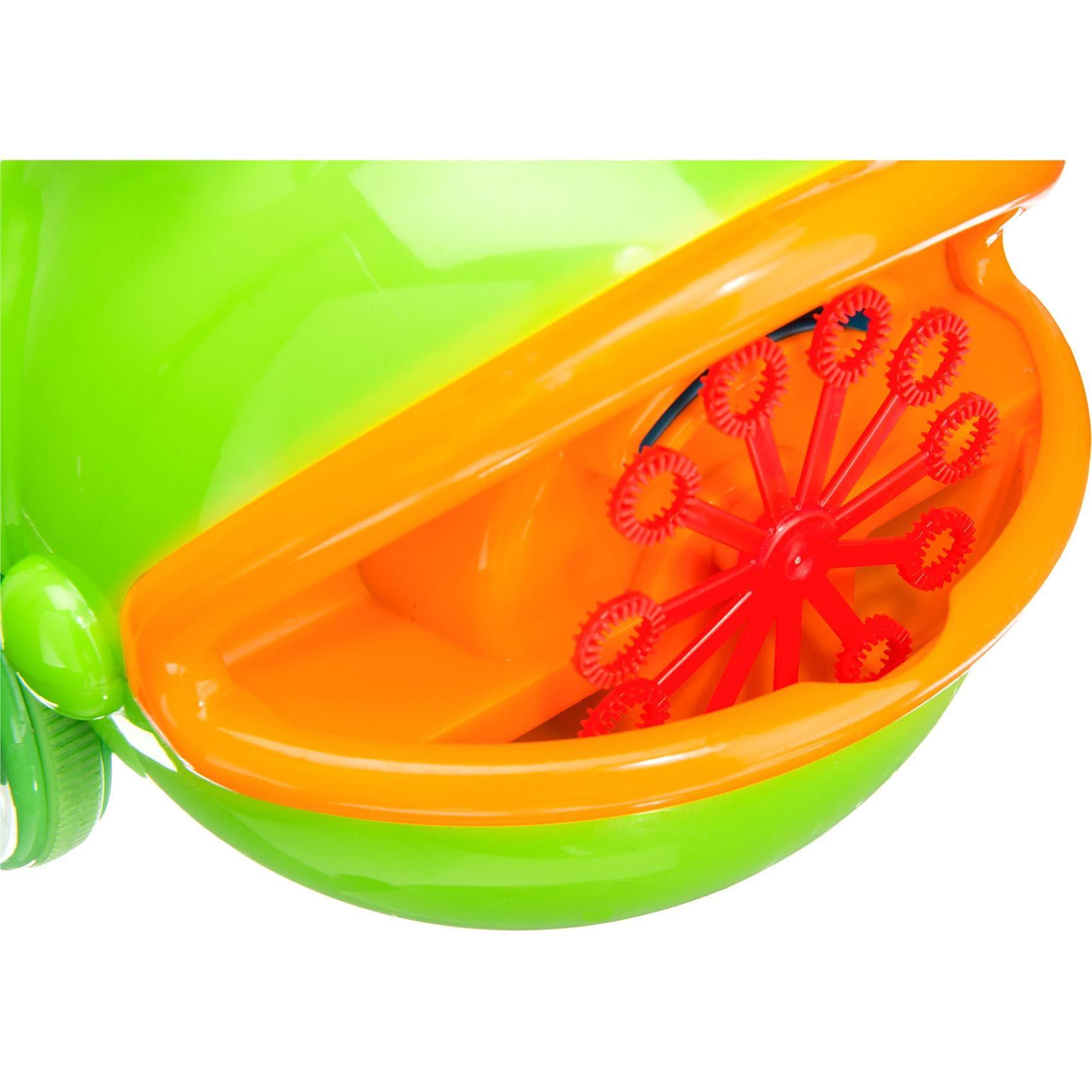 MyToys Seifenblasenmaschine Frosch