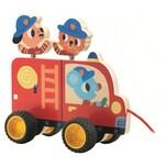 Djeco Ziehtiere Terreno truck