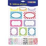 Playbox Etiketten Sticker 90 Stück