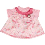 Zapf Creation Baby Annabell Puppenkleidung rosa Kleid 46 cm