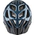 Alpina Fahrradhelm Mythos 3.0 Blue-Silber
